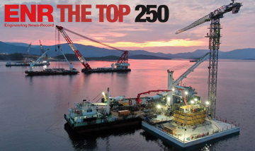 ENR Top International Contractor List is announced