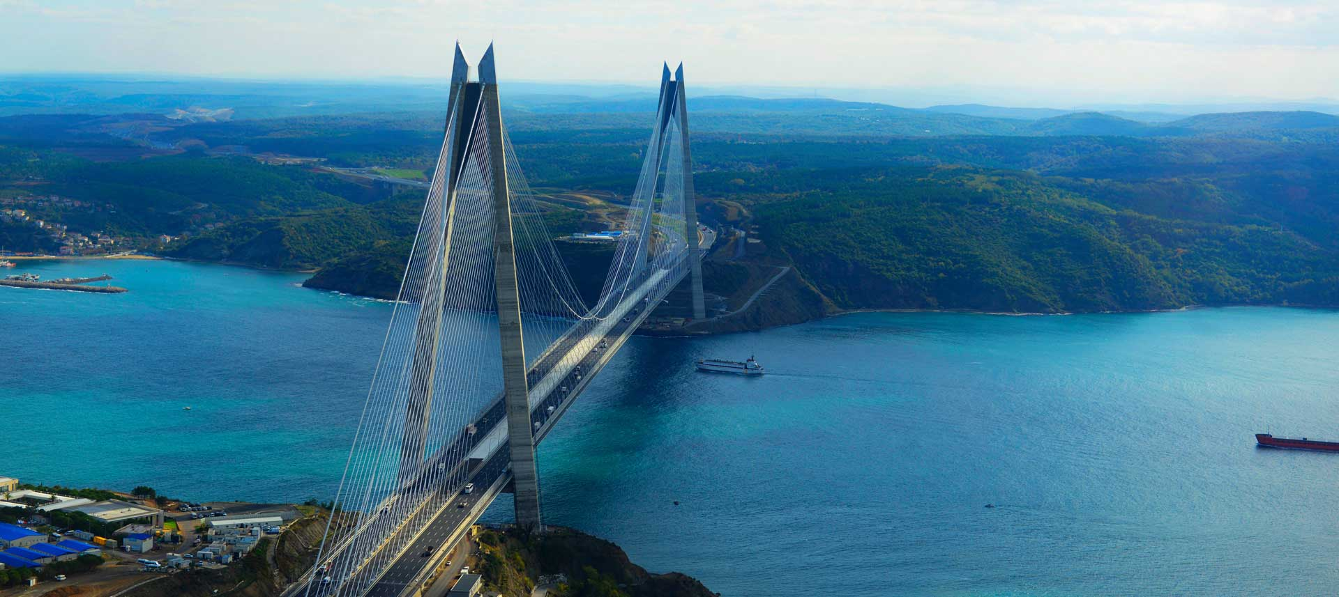 3RD BRIDGE 3RD BRIDGE AND NORTH MARMARA HIGHWAY