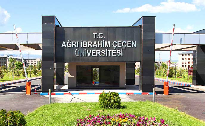 TURKISH REPUBLIC AĞRI İBRAHİM ÇEÇEN UNIVERSITY